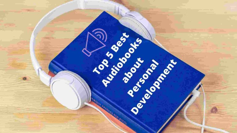 Top 5 Best Free Audiobooks About Self Development