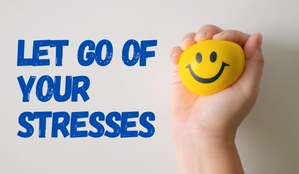 Let Go of your Stresses to Get Motivated