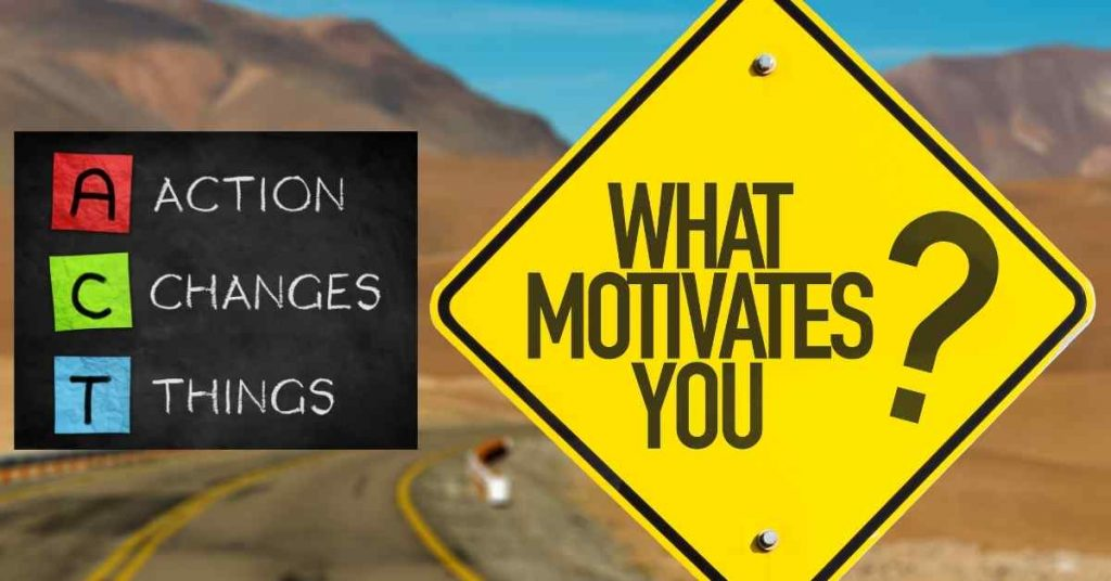 What really motivates your life to achieve something?