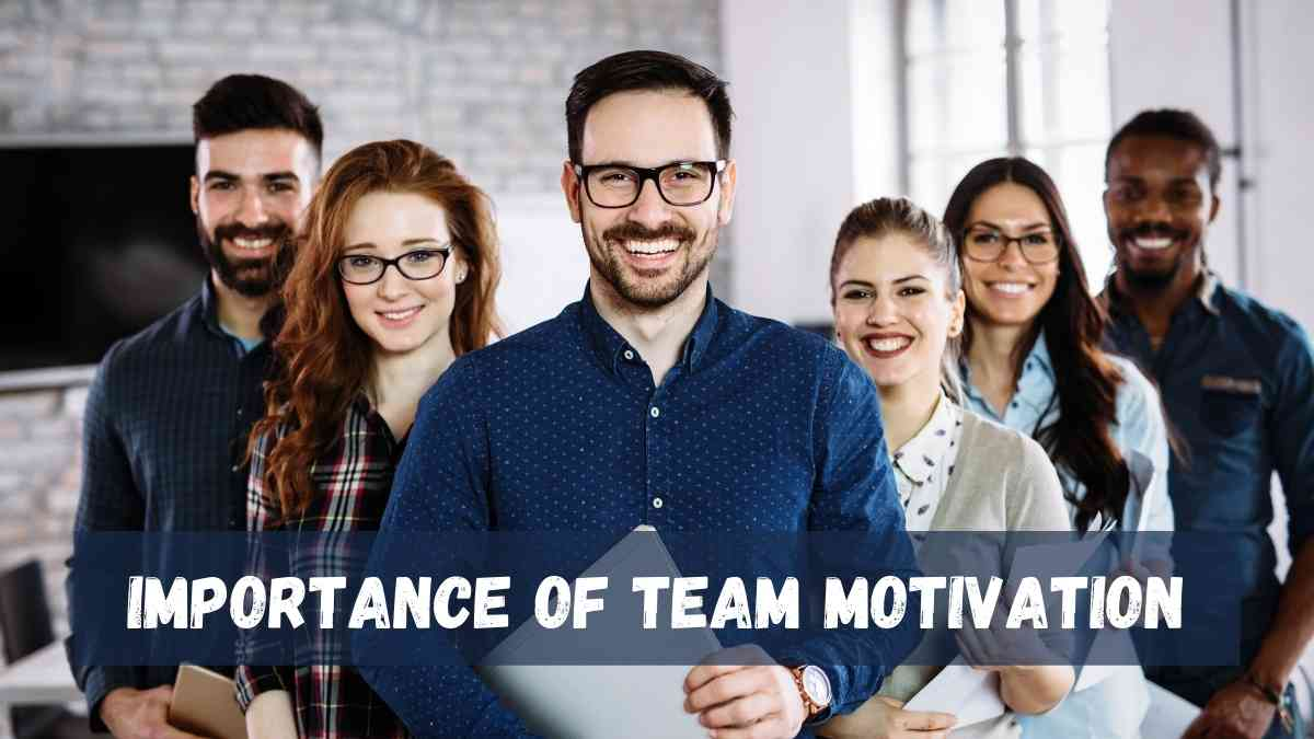 Importance of Team Motivational Speech