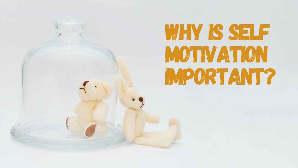 Why is Self Motivation Important?
