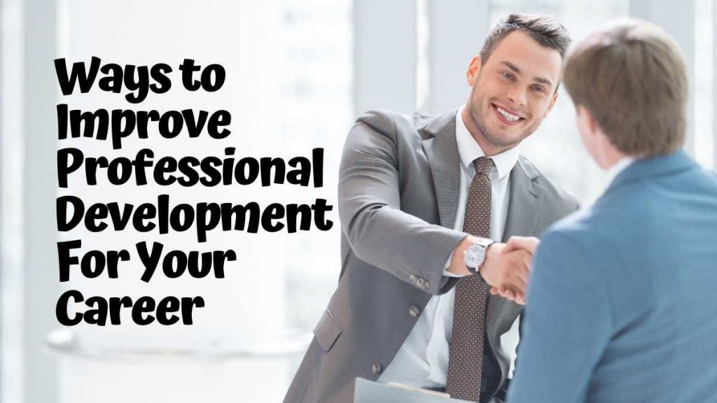 What Is Professional Development In The Workplace?