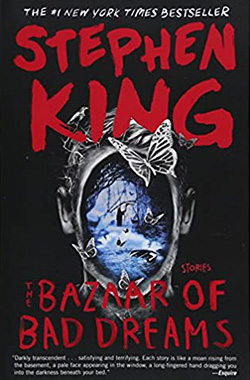 Bazaar Of Bad Dreams - Best Stephen King Aduiobooks For Free