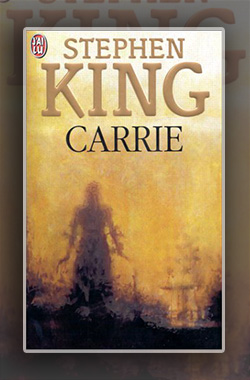 Carrie - Best Stephen King Aduiobooks For Free