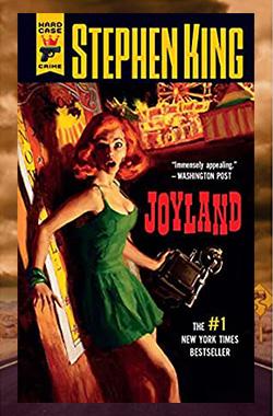Joyland (Hard Case Crime) - Best Stephen King Aduiobooks For Free