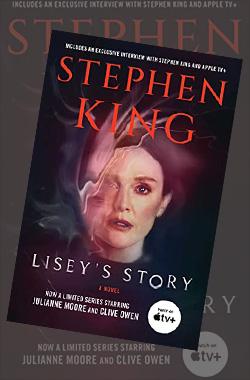 Lisey's Story - Best Stephen King Aduiobooks For Free