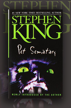 Pet Sematary - Best Stephen King Aduiobooks For Free