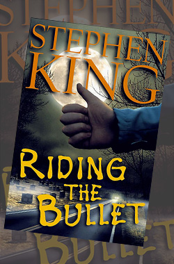 Riding The Bullet - Best Stephen King Aduiobooks For Free
