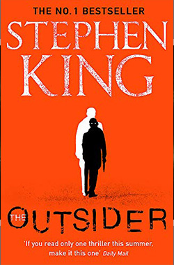 The Outsider - Best Stephen King Aduiobooks For Free