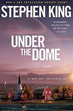 Under The Dome - Best Stephen King Aduiobooks For Free